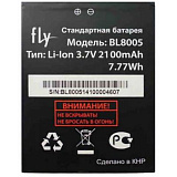 Акумуляторна батарея Fly for BL8005 (IQ4512 / 45721)